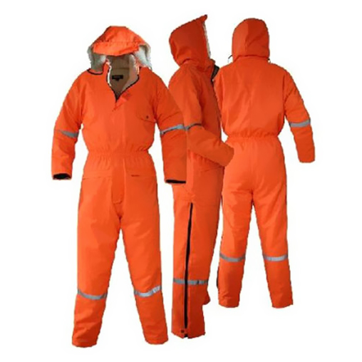100% safety workwear overall