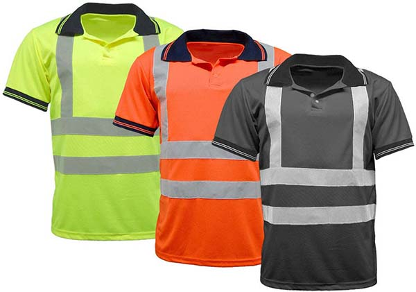 High-Vis Safety Shirt For Sale